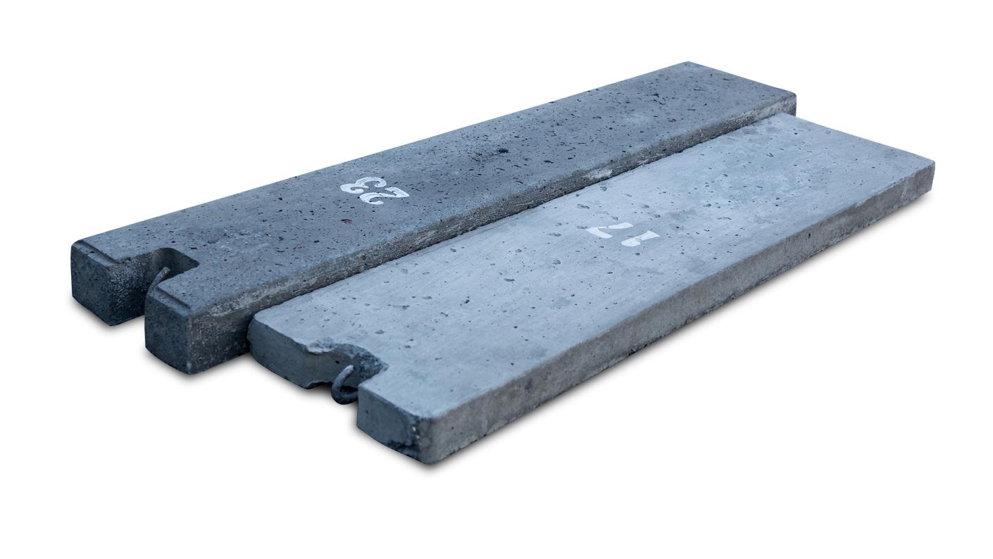 contrappesi in cemento per basculanti