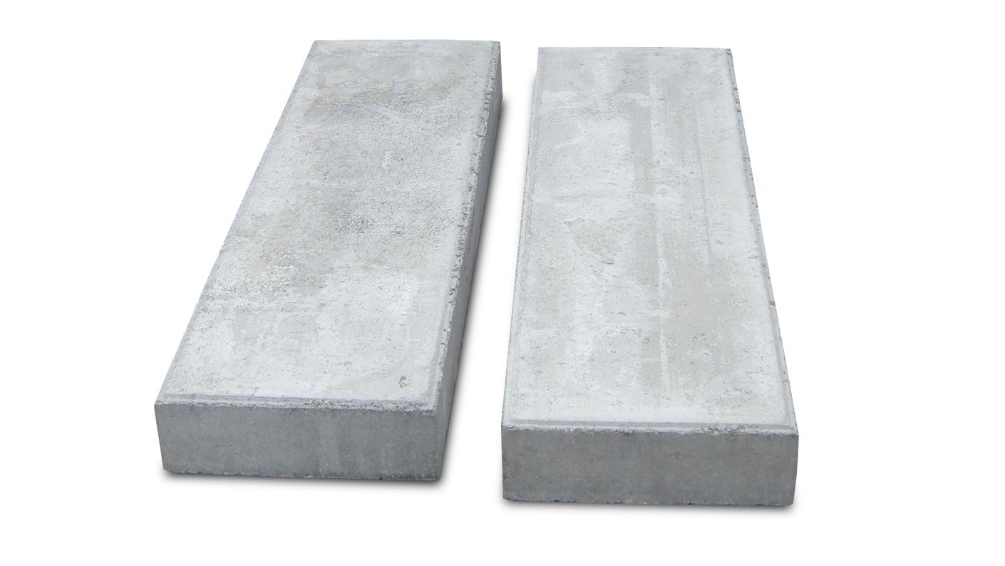 Zavorra in cemento per fotovoltaico